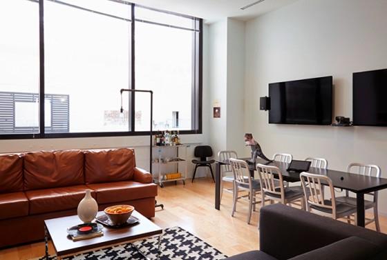 , Quartier Général AirBnB : Des Bureaux en Appartements Cosy