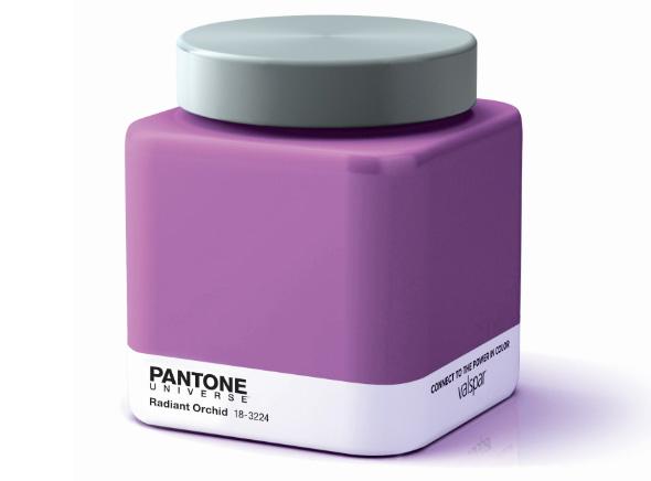 Pantone Radiant Orchid : Le Rose Violet sera la Couleur de lAnnée 2014