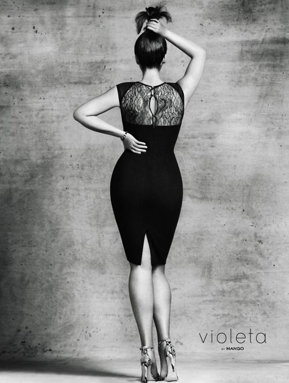 , Mango Violeta : Une Ligne Femme pour Grandes Tailles