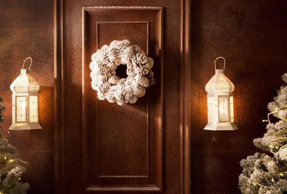 , Zara Home Fêtes et Noël 2013 : Decoration Maison en Or et Rouge