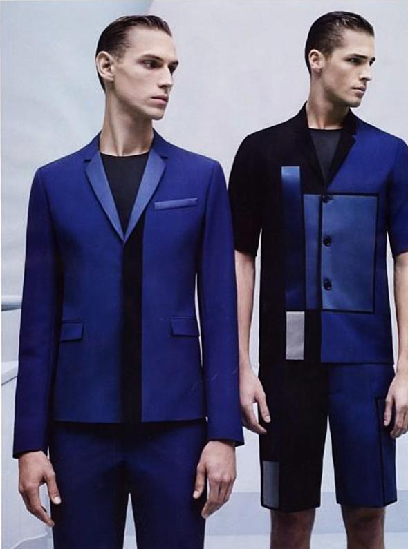, Dior Homme Printemps Ete 2014 : 2 Campagnes sinon Rien !