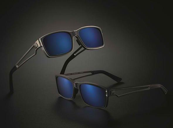 Hublot Eyewear, Lunettes de Soleil en Titane