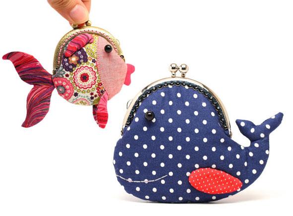 , Misala Handmade : Adorables Animaux en Porte-Monnaies Faits Main