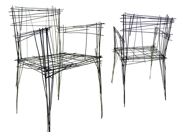 Chair drawing for Chaise 3d dessin