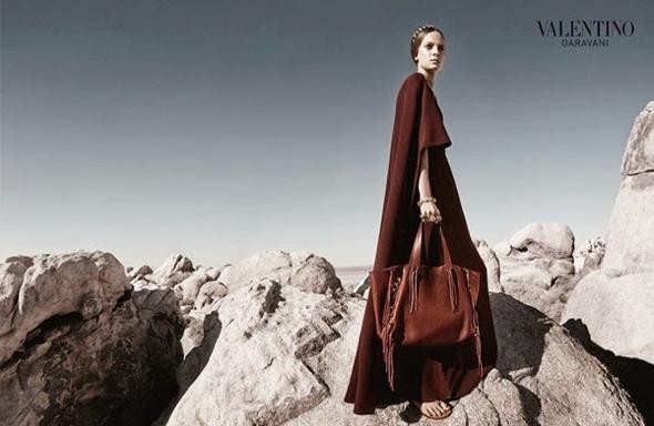 , Valentino Printemps Eté 2014 : Campagne par Craig McDean