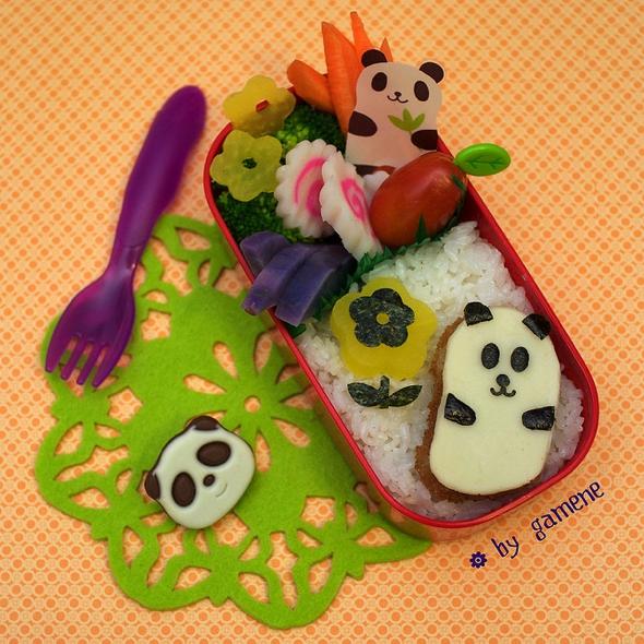 , Bento Box et Food Art par Gamene : Casse-Croûtes Créatifs