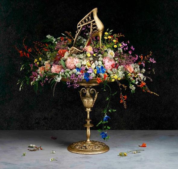 Christian-Louboutin-SS-Printemps-Ete-2014-Fleurs-Natures-mortes-peter-lippmann-4
