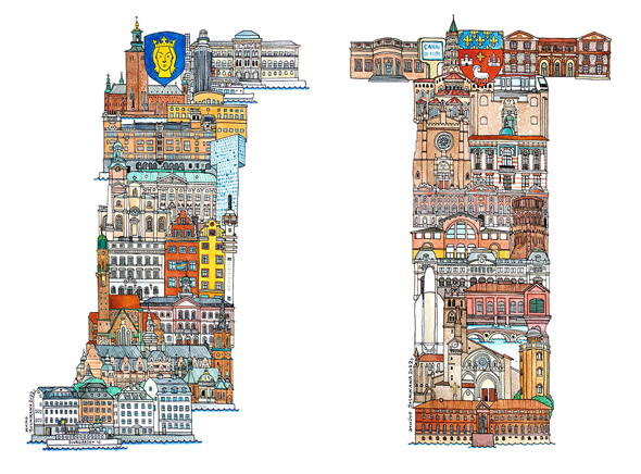 City-ABC-Hugo-Yoshikawa-Alphabet-Ville-Monde-10