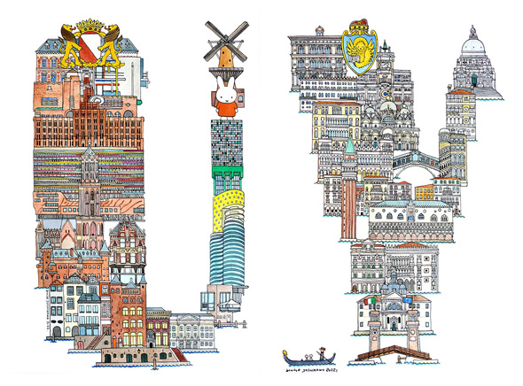 City-ABC-Hugo-Yoshikawa-Alphabet-Ville-Monde-11