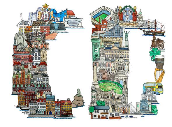 City-ABC-Hugo-Yoshikawa-Alphabet-Ville-Monde-2