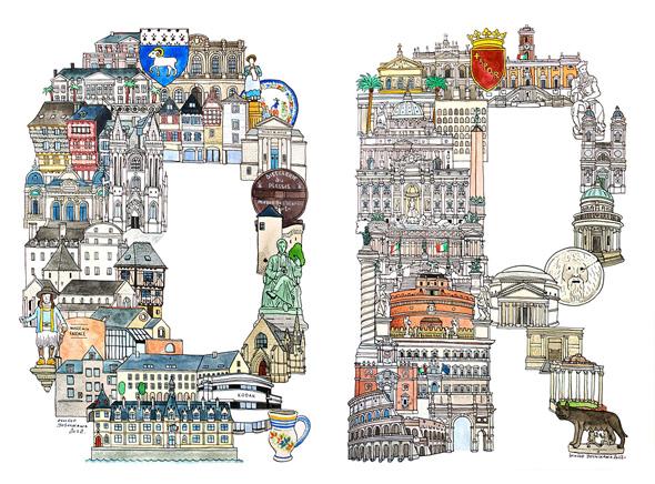 City-ABC-Hugo-Yoshikawa-Alphabet-Ville-Monde-9