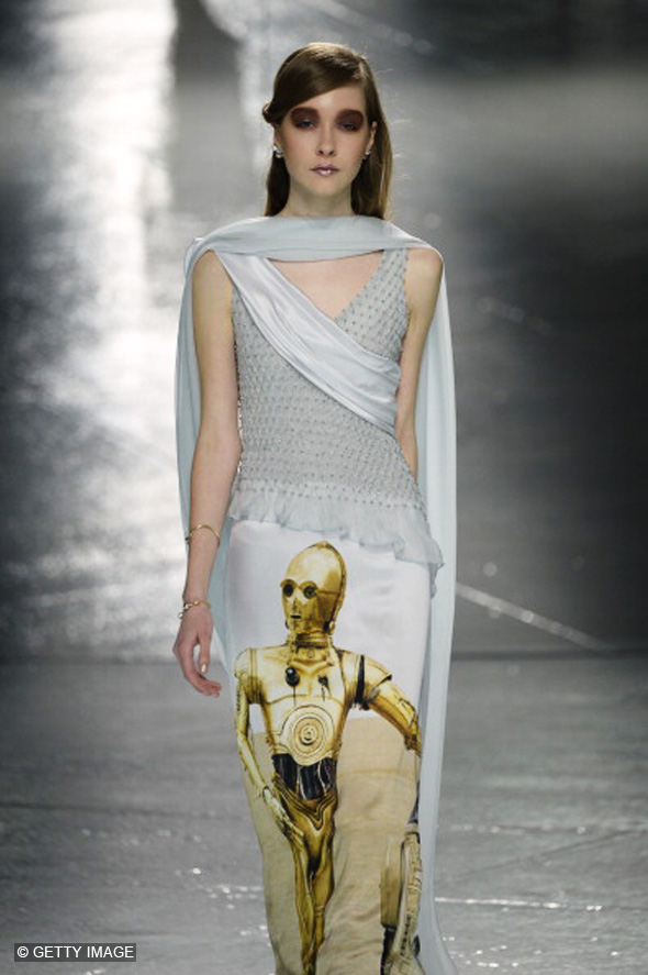 , Collection Rodarte Hiver 2014 2015 : Robes Star Wars Haute Couture