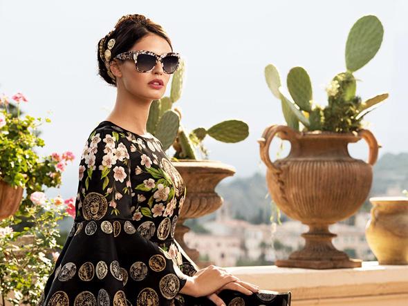 2018 Lunette de Soleil Dolce Gabbana DG5977 Noir