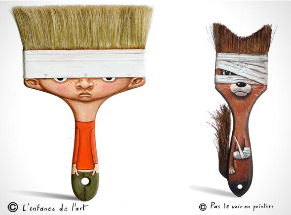 Gilbert-Legrand-Detournement-Objets-Outils-Illustration-11