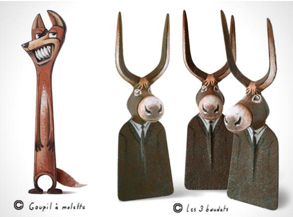 Gilbert-Legrand-Detournement-Objets-Outils-Illustration-7