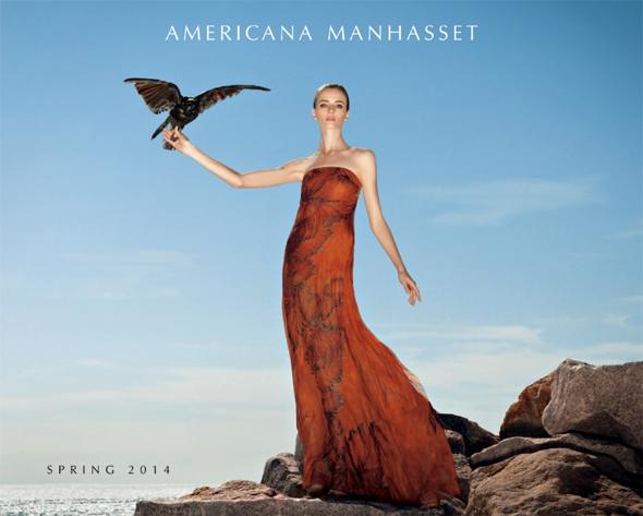 , Americana Manhasset Printemps 2014 : Lookbook Hitchcockien
