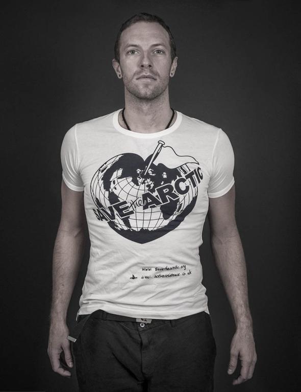 , T-Shirts Vivienne Westwood pour Sauver l'Arctique avec George Clooney