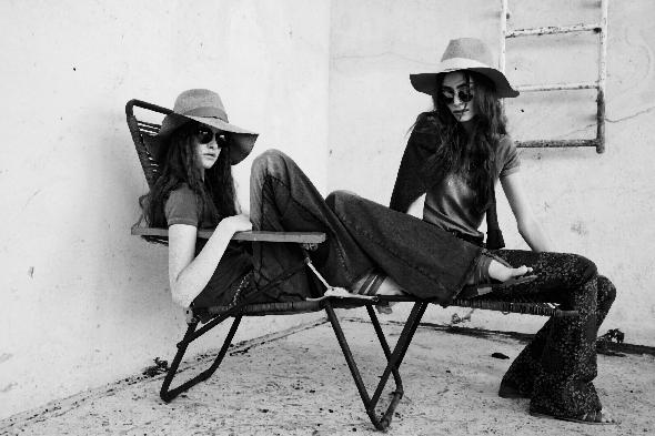 , Zara TRF Printemps Eté 2014 : Campagne par Patrick Demarchelier