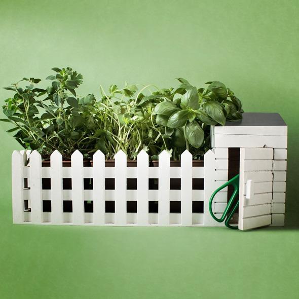 Adorable Jardiniere d\'Intérieur pour Herbes Aromatiques - MaxiTendance