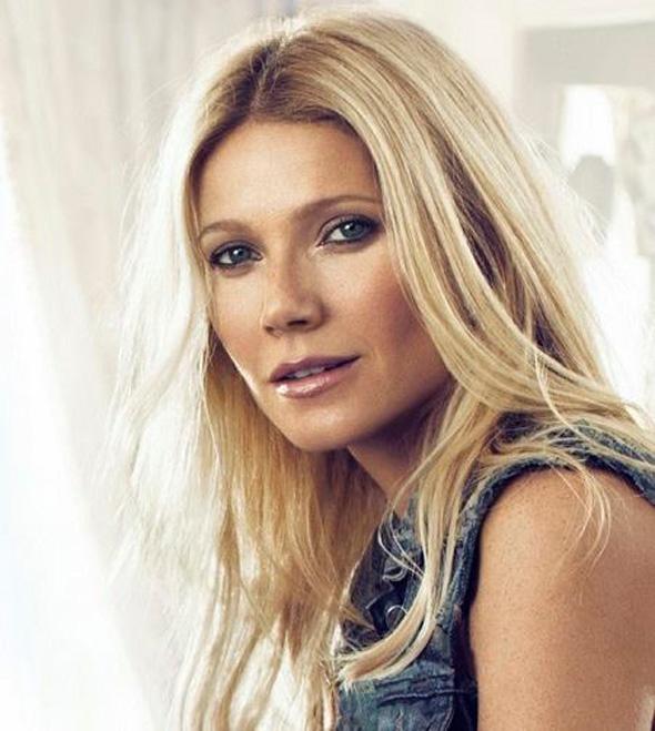 , Authentique Gwyneth Paltrow pour les Cosmetiques Naturels Restorsea