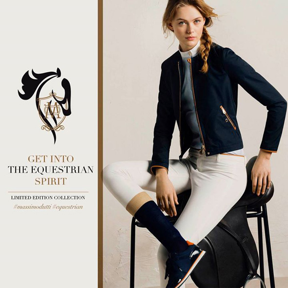 , Massimo Dutti The Equestrian : Une Collection Équestre Casual Chic