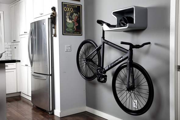 accrocher son vlo au mur best v lo de d coration accroch sur le mur superbe d coration. Black Bedroom Furniture Sets. Home Design Ideas