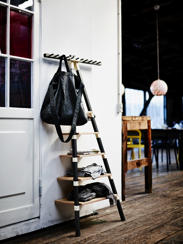 , Collection Ikea PS On the Move 2014 : Astucieux Mobilier pour Petits Espaces (video)