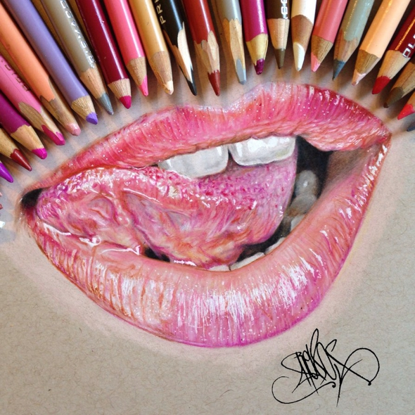 jose-vergara-dessin-crayons-yeux-photo-realiste-00