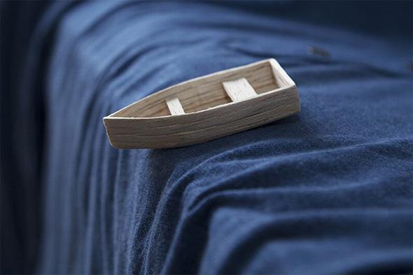 , My Imagination Journey par Sylvain Renou : Quand un Sweatshirt se Transforme en Ocean