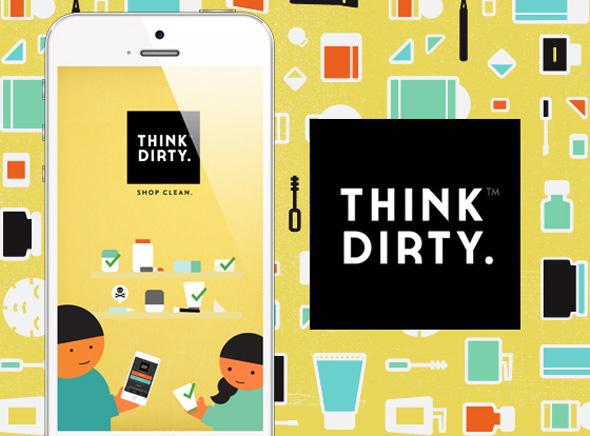 App Think Dirty iPhone 1 - Vos Cosmetiques sont-ils Toxiques ?! Vérifiez le Maintenant avec Think Dirty (video)