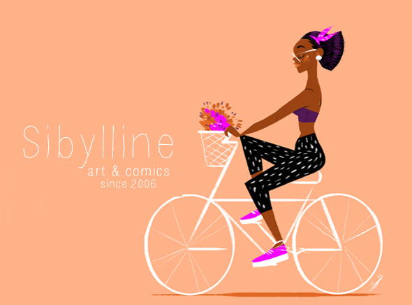 Sibylline-Illustration-Velo-Retro-1