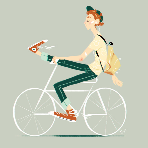 Sibylline-Illustration-Velo-Retro-4