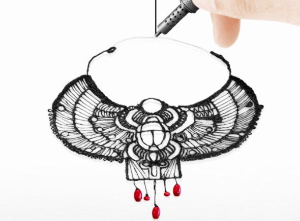 , Lix Pen, Un Stylo pour Imprimer ou Sculpter votre Créativité en 3D (video)