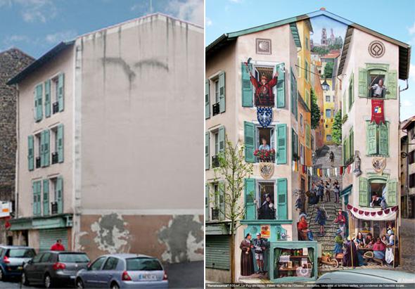 , 15 Fresques Urbaines et Scenes de Vie au Réalisme Bluffant !