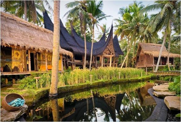 bali indonesie hotel bambu indah luxe 00 - Bambu Indah, Un Authentique Hotel en Plein Coeur d'une Végétation Luxuriante à Bali