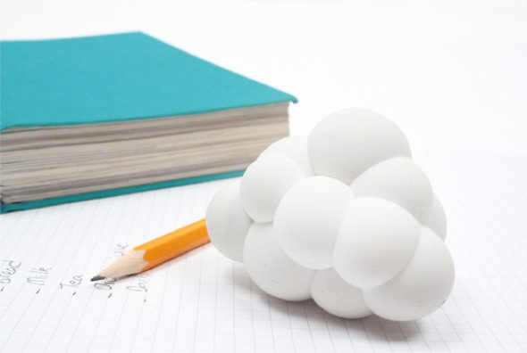 , Cloud Eraser, Poetique Nuage pour Gommer vos Erreurs !