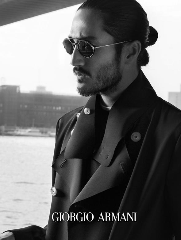 L'homme Soleil Armani En Ete Lunettes Retro Pour Giorgio 2014 De Cet XZPkuOi