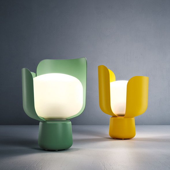 FontanaArte-Lampe-Fleur-Design-1