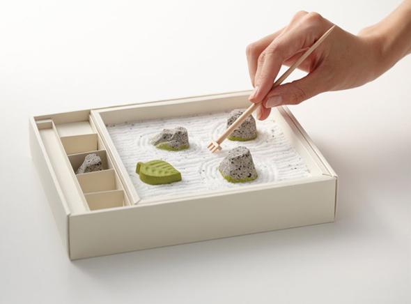Tomonori Saito Shohei Sawada Jardin Japonais Comestible Miniature 1 - Mini Jardin Japonais des Delices, Savoureusement Zen et Sucré