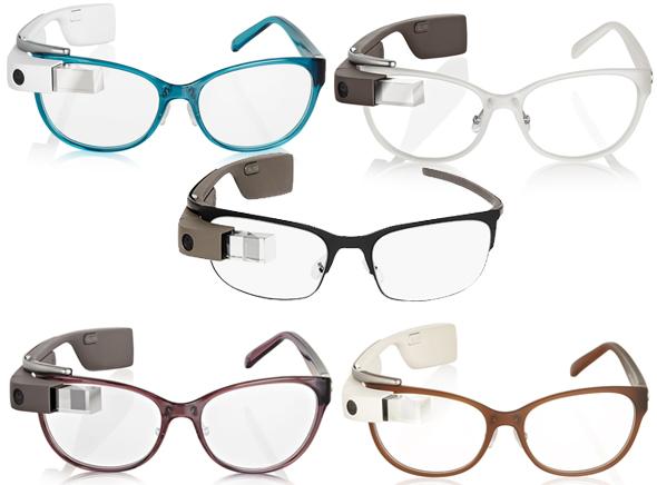 , Les Lunettes Google Glass Edition Diane von Furstenberg sont Là !
