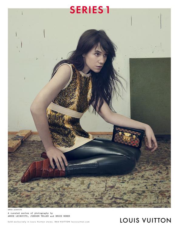 , Campagne Louis Vuitton Hiver 2014 2015, Trois Photographes Sinon Rien