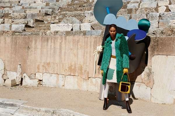, Missoni Femme Hiver 2014 2015 : Surréalisme en Plein Air pour la Campagne