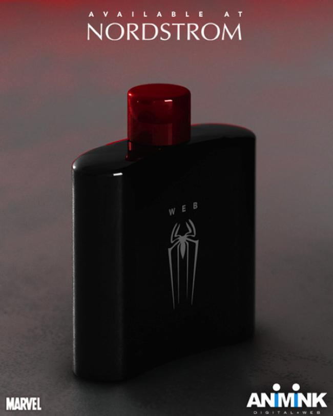 , Passionnée de Super Héros, Elle Imagine 8 Super Packagings de Parfum !