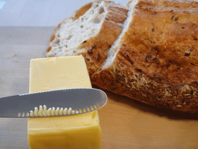 , Avec le Couteau ButterUp, Beurrer vos Tartines Redevient un Plaisir