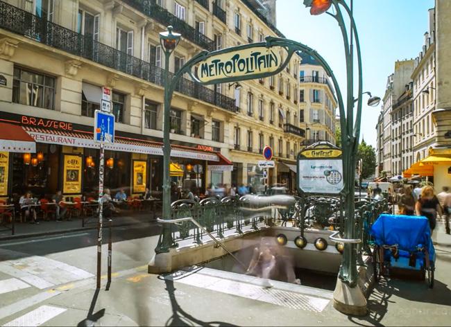 Paul Richardson Adore Paris Time Lapse 2 - J'Adore Paris, Time Lapse Epoustouflant de Paul Richardson (Video hd)