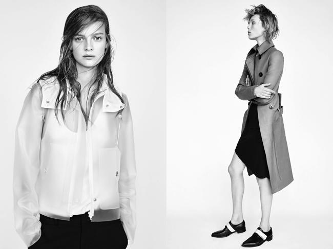 , Zara Femme s'offre une Campagne de Rentrée Super Cool