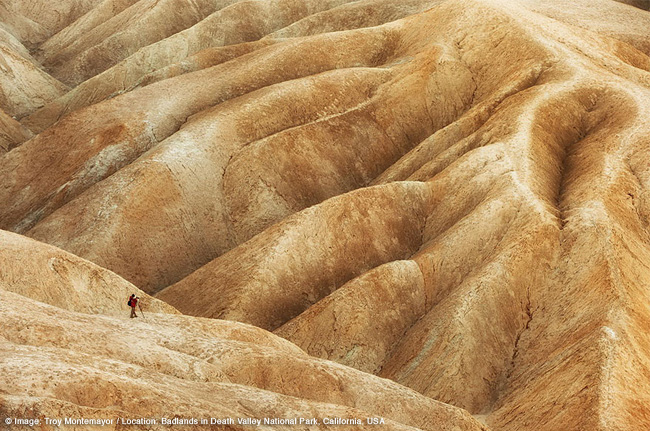 , La Petitesse de l'Homme face à l'Immensité de la Nature en 25 Photos