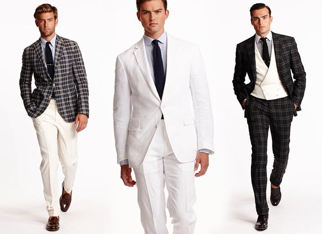 , L'Ete 2015, l'Homme Ralph Lauren se fait «Sartorial»