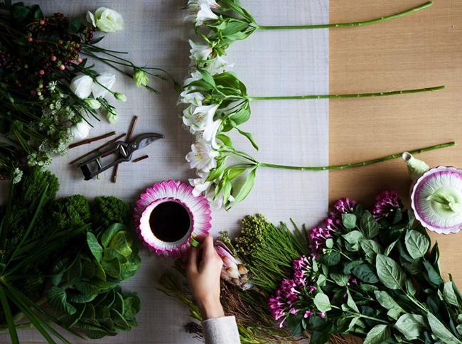 zara home maison hiver fw 2014 2015 fleurs plantes 00 - Zara Home, un Herbier dans la Maison pour la Rentrée 2014