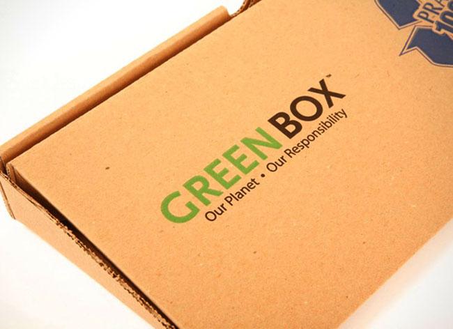 , Avec sa GreenBox Reutilisable, Il Révolutionne la Boîte à Pizza (video)